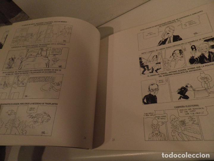 Cómics: COMIC CON TIRAS DE ANTONIO POSTIGO AÑO 89-90 DIARIO 16, EDICION ARAGONESA- CORTES DE ARAGON - Foto 12 - 98030975