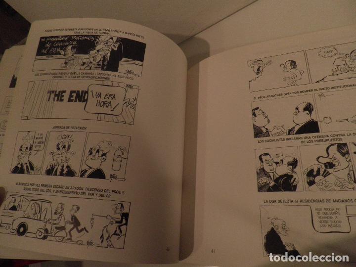 Cómics: COMIC CON TIRAS DE ANTONIO POSTIGO AÑO 89-90 DIARIO 16, EDICION ARAGONESA- CORTES DE ARAGON - Foto 13 - 98030975