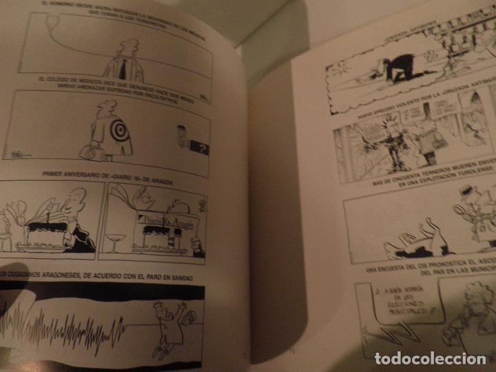Cómics: COMIC CON TIRAS DE ANTONIO POSTIGO AÑO 89-90 DIARIO 16, EDICION ARAGONESA- CORTES DE ARAGON - Foto 15 - 98030975