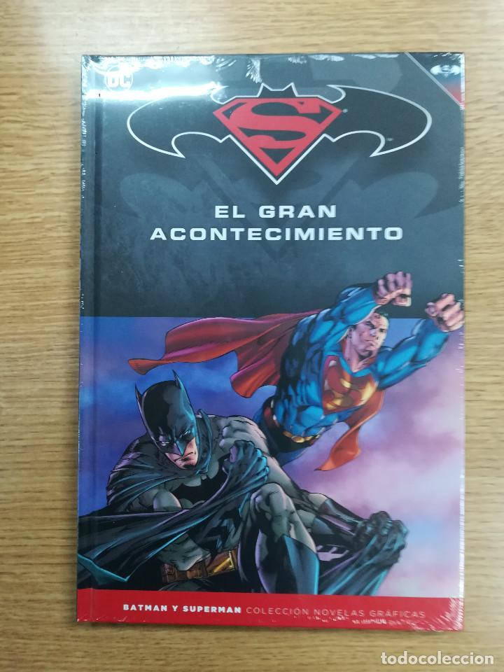 SUPERMAN BATMAN EL GRAN ACONTECIMIENTO (BATMAN SUPERMAN COLECCION NOVELAS GRAFICAS #18) (ECC-SALVAT) (Tebeos y Comics - Comics otras Editoriales Actuales)