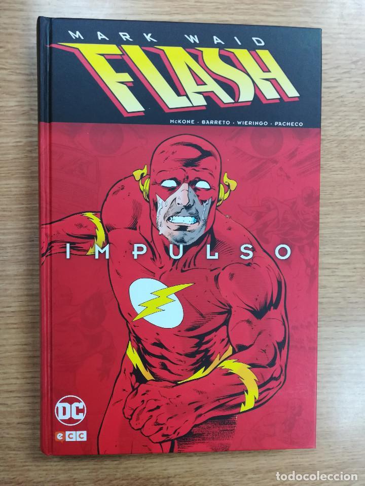 FLASH IMPULSO (ECC EDICIONES) (Tebeos y Comics - Comics otras Editoriales Actuales)