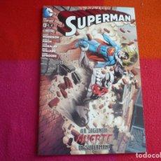 Cómics: SUPERMAN Nº 15 ( GRANT MORRISON FISCH MORALES SPROUSE ) ¡MUY BUEN ESTADO! DC ECC. Lote 194601120