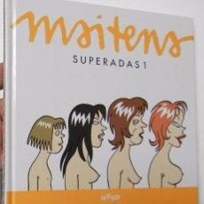 Cómics: SUPERADAS 1 - MAITENA. Lote 98433523