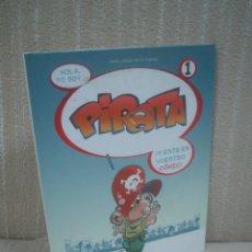 Cómics: PIRATA 2 TOMOS ¡¡COMPLETA!! - EDITORIAL SAURE. Lote 98444135