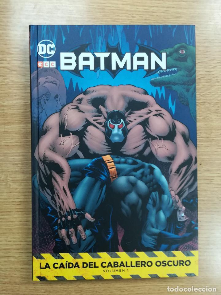 BATMAN LA CAIDA DEL MURCIELAGO #1 (ECC EDICIONES) (Tebeos y Comics - Comics otras Editoriales Actuales)