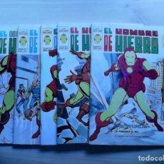 Cómics: HOMBRE DE HIERRO. VOLUMEN 2. VÉRTICE. COMPLETA. Lote 98485455
