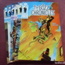 Cómics: COMICS.THE BOZZ CHRONICLES.EPIC COMICS FORUM .1992.NÚMEROS 7-8-9-10-11-12(ULTIMO). Lote 98499419