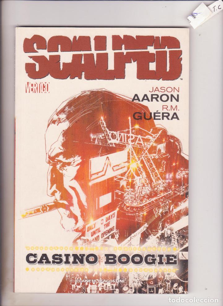 SCALPED BOOGIE PLANETA AGOSTINI (Tebeos y Comics - Comics otras Editoriales Actuales)