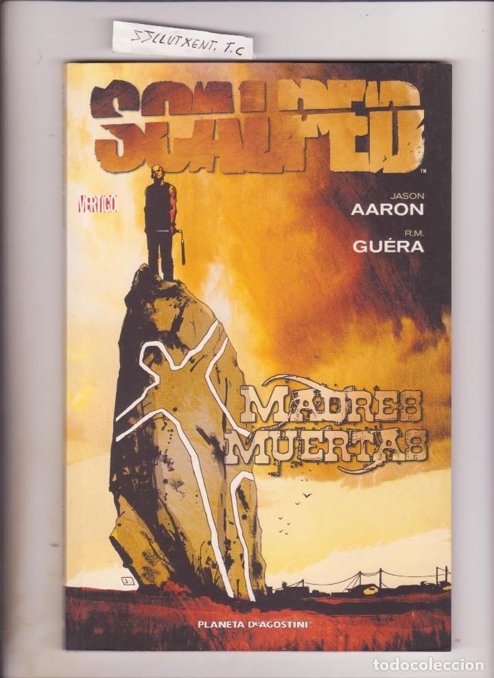 SCALPED MADRES MUERTAS PLANETA AGOSTINI (Tebeos y Comics - Comics otras Editoriales Actuales)