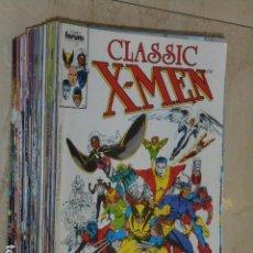 Cómics: CLASSIC X-MEN VOL. 1 COMPLETA 43 NUMS. - FORUM OFERTA. Lote 98784143