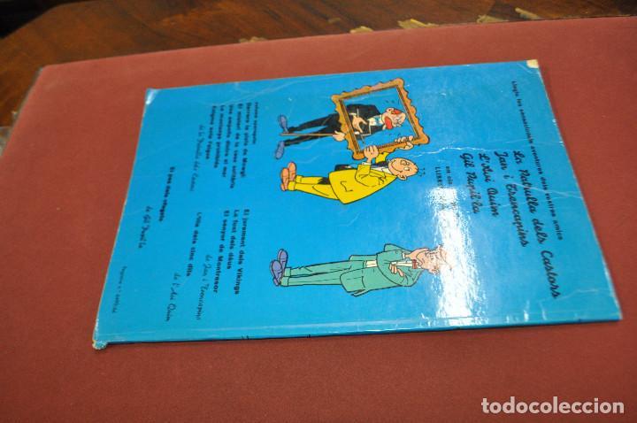 Cómics: les aventures de gil pupil·la , el pas dels ofegats - llibres anxaneta 1966 - COB - Foto 3 - 98930655
