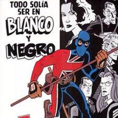 Cómics: JACK STAFF: TODO SOLÍA SER EN BLANCO Y NEGRO (1 TOMO) RECERCA EDITORIAL (1ª EDICIÓN). Lote 98962263