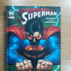 Cómics: SUPERMAN CARTONE #6 RETORNO A LA GRANDEZA (ECC EDICIONES). Lote 99084471