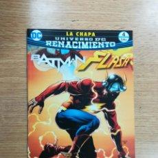 Cómics: BATMAN FLASH LA CHAPA #4. Lote 99084527