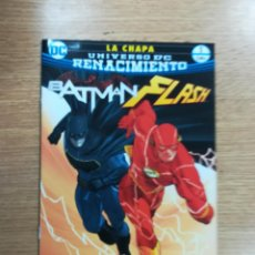 Cómics: BATMAN FLASH LA CHAPA #1. Lote 99084559