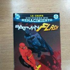 Cómics: BATMAN FLASH LA CHAPA #2. Lote 99084587