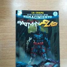 Cómics: BATMAN FLASH LA CHAPA #3. Lote 99084627
