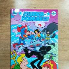 Cómics: SUPERPODERES #4 (ECC EDICIONES). Lote 99084739