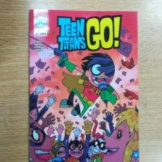 Cómics: TEEN TITANS GO #7 (ECC EDICIONES). Lote 99084791
