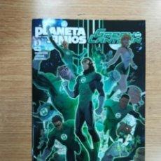 Cómics: EL PLANETA DE LOS SIMIOS GREEN LANTERN #3 (ECC EDICIONES). Lote 99084871