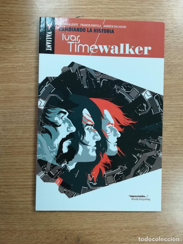 IVAR TIMEWALKER #2 CAMBIANDO LA HISTORIA (MEDUSA) (Tebeos y Comics - Comics otras Editoriales Actuales)