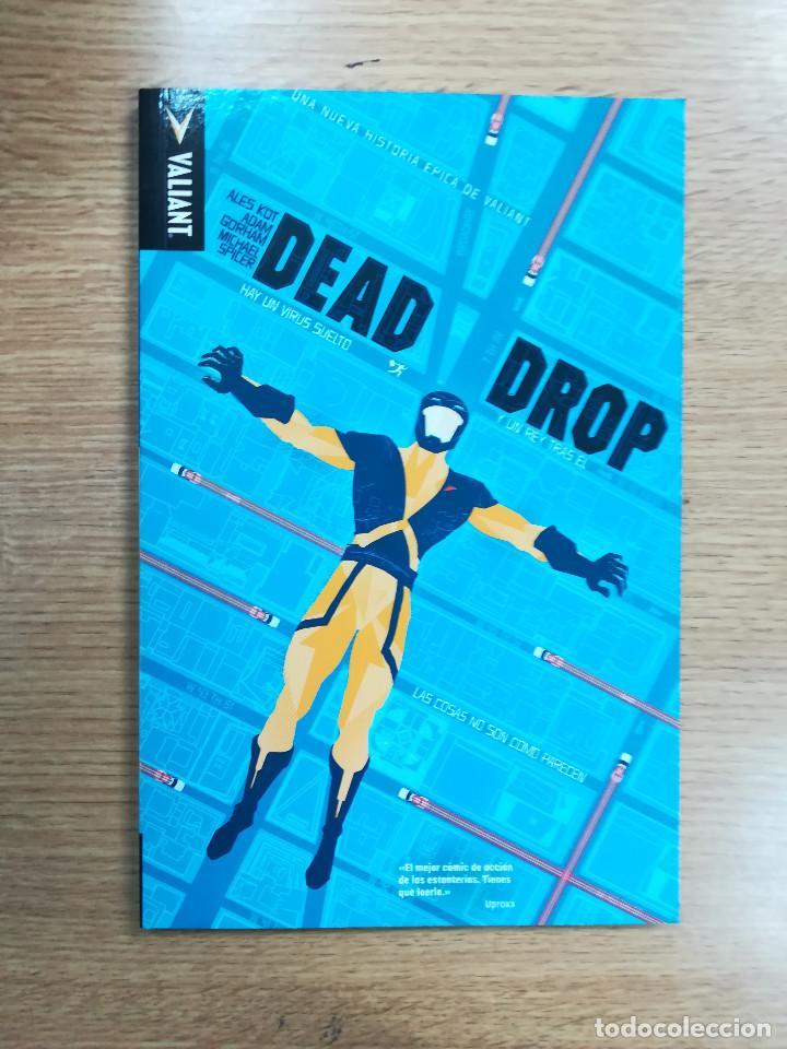 DEAD DROP (MEDUSA) (Tebeos y Comics - Comics otras Editoriales Actuales)
