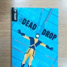 Cómics: DEAD DROP (MEDUSA). Lote 99085207