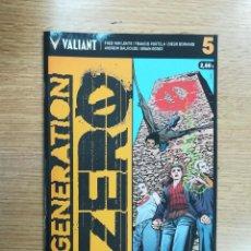 Cómics: GENERATION ZERO #5 (MEDUSA). Lote 99085239