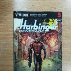 Cómics: HARBINGER RENEGADE #5 (MEDUSA). Lote 99085259