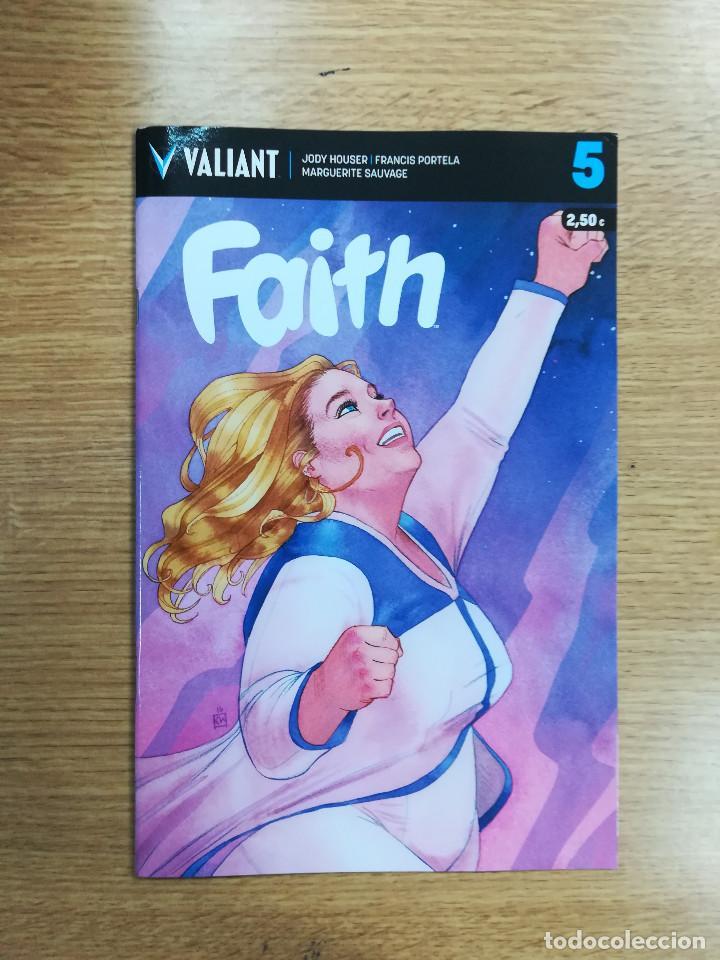 FAITH #5 (MEDUSA) (Tebeos y Comics - Comics otras Editoriales Actuales)