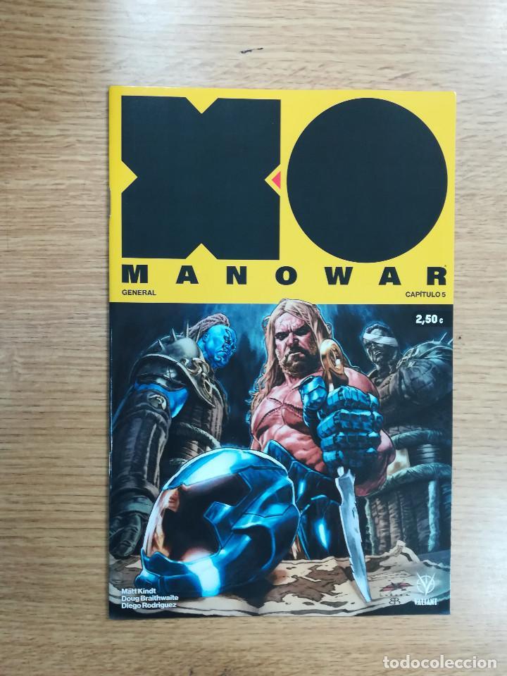 X-O MANOWAR #5 (MEDUSA) (Tebeos y Comics - Comics otras Editoriales Actuales)