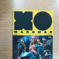Cómics: X-O MANOWAR #5 (MEDUSA). Lote 99085359