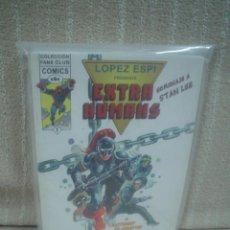 Cómics: EXTRA HUMANS Nº 1 AL 4 ¡¡COMPLETA!! - LÓPEZ ESPÍ. Lote 99143455