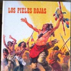 Cómics: LOS PIELES ROJAS - J. SOLER CARNICER/ART STUDIO - 1977 EDITORIAL RM. Lote 99253971