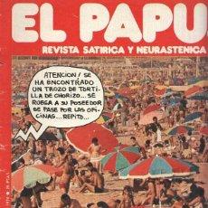 Cómics: REVISTA: EL PAPUS, AÑO II, NUMERO 040: ESTE PAPUS VIENE BUENO (20 JULIO 1974). Lote 99254459