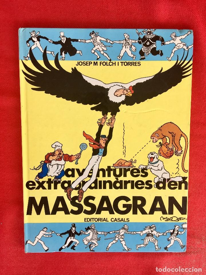 Cómics: Massagran aventures encara mes extraordinaries d'en massagran casals - Foto 4 - 99281655