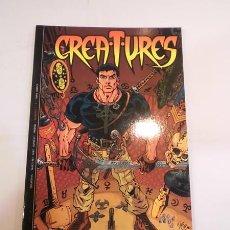 Cómics: CREATURES - OBRA COMPLETA EN UN TOMO - NUM 1 AL 4 - DUDE COMICS- 1998. Lote 99326906