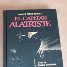 Cómics: EL CAPITÁN ALATRISTE - ARTURO PÉREZ-REVERTE / CARLOS GIMÉNEZ - MUY BUEN ESTADO. Lote 99421099