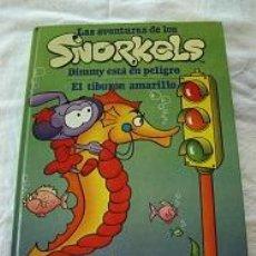 Cómics: COMICS LAS AVENTURAS DE LOS SNORKELS. Lote 99428891