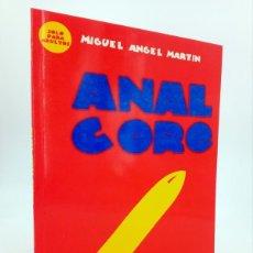 Cómics: ANAL CORE (MIGUEL ÁNGEL MARTIN MRTN) LA FACTORÍA DE IDEAS, 1999. OFRT ANTES 6E. Lote 194294117