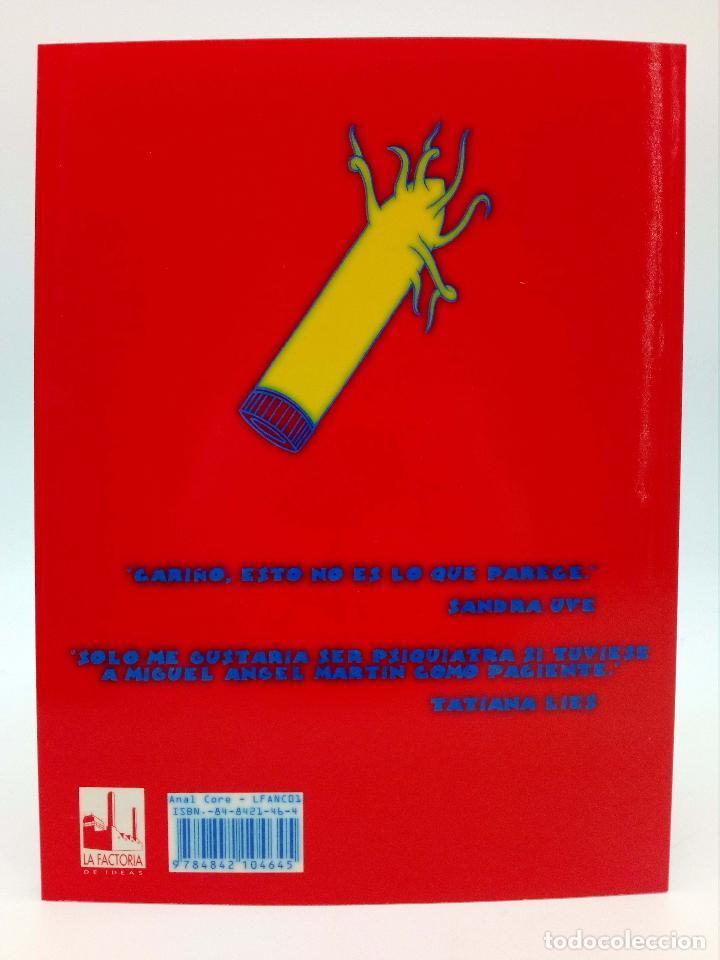 Cómics: ANAL CORE (Miguel Ángel Martin MRTN) La Factoría de ideas, 1999. OFRT antes 6E - Foto 2 - 194294117