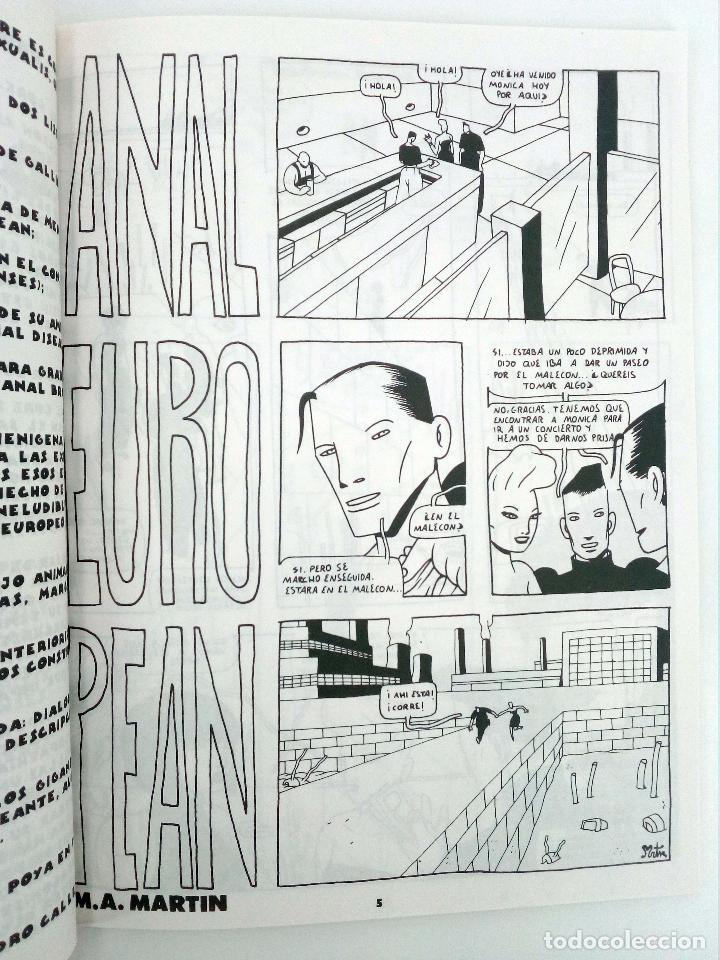 Cómics: ANAL CORE (Miguel Ángel Martin MRTN) La Factoría de ideas, 1999. OFRT antes 6E - Foto 4 - 194294117