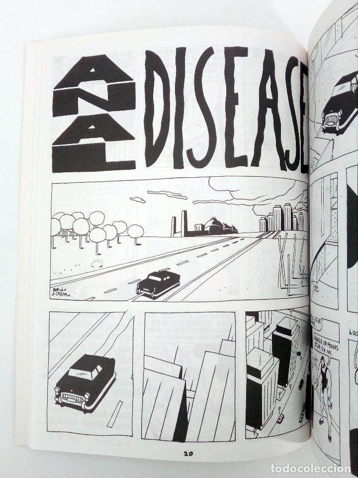 Cómics: ANAL CORE (Miguel Ángel Martin MRTN) La Factoría de ideas, 1999. OFRT antes 6E - Foto 7 - 194294117
