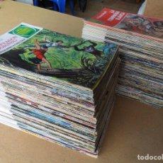 Cómics: JOYAS LITERARIAS JUVENILES - LOTE DE 224 NÚMEROS - BRUGUERA - COLECCIÓN CASI COMPLETA. Lote 99872535