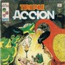 Cómics: TRIPLE ACCIÓN. VÉRTICE. COMPLETA 1 AL 23. Lote 99920383