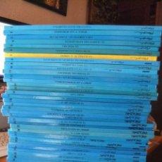 Cómics: LAS AVENTURAS DE SPIROU Y FANTASIO COLECCION COMPLETA EDICIONES JUNIOR EDITORIAL GRIJALBO. Lote 100030323