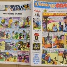 Cómics: CLASICOS DEL COMIC. Nº 11. EDITORIAL COMPLOT. AÑO 1988. Lote 100054331
