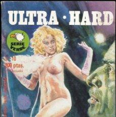 Cómics: ULTRA - HARD.. Lote 100084603