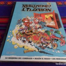 Cómics: PRECINTADO. MORTADELO Y FILEMÓN EDICIÓN COLECCIONISTA Nº 1. SALVAT 2011.. Lote 235617955
