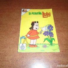 Cómics: LA PEQUEÑA LULÚ Nº 6. PARRAMÓN EDICIONES 1984. Lote 100304551